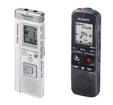 gravadores