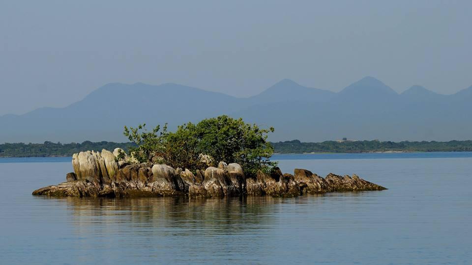 Baía de Paranaguá - Foto de Pedro C. Silva