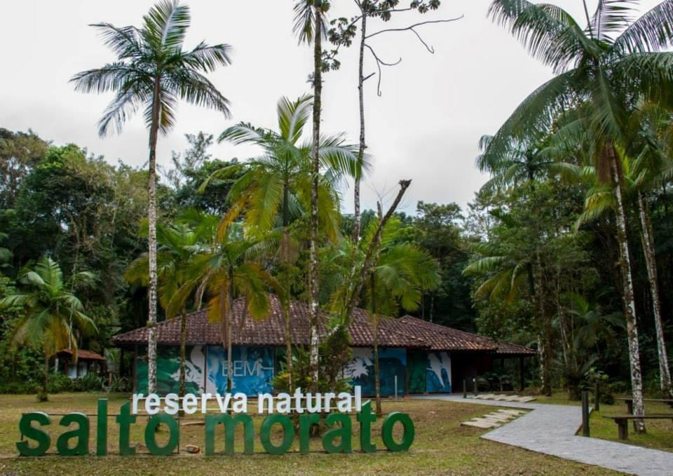 Reserva Natural Salto Morato - Centro de Visitantes - Foto de Tarcísio Pavanelli